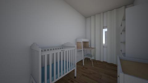 bby - Kids room - by AnaStadelwieser