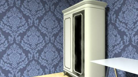 uncompleted design damask  - Vintage - Kitchen - by lizfiz