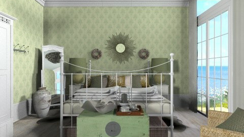 Dunes Bedroom - Classic - Bedroom - by ovchicha
