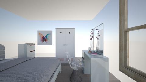 Sasa - Minimal - Bedroom - by Silvia Latinovic