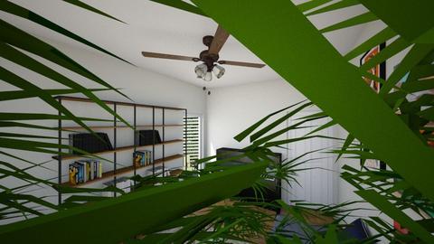 MM - Bedroom - by jupitervasconcelos