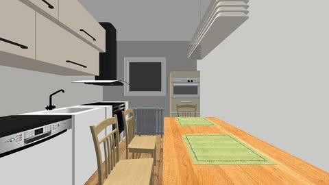 ap 20 kitcken - Kitchen - by bmf