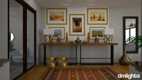 London6 - Living room - by DMLights-user-1060520