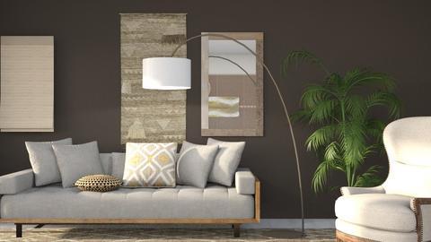 Naturally  - Modern - Living room - by Gurns