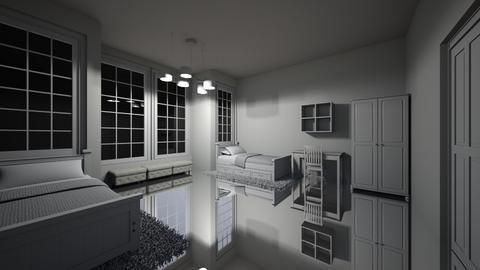 UUM - Bedroom - by halizanrh
