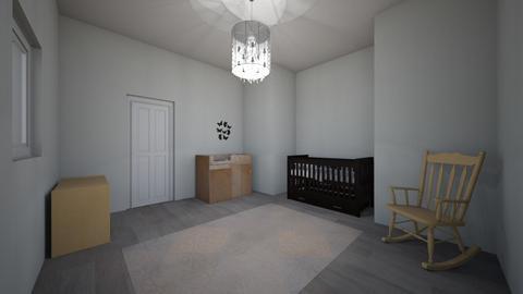 nursery - Modern - Kids room - by shizabatool123