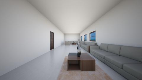 suhail 3d design  - Living room - by mohamedaly