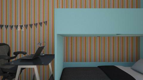 Kids bedroom - Bedroom - by arliyahcooper