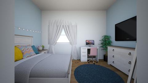 Ashlies Room - Modern - Bedroom - by ashlie457