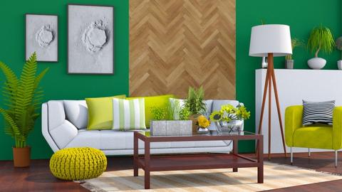 Natural Lights 2 - Modern - Living room - by Jessica Fox