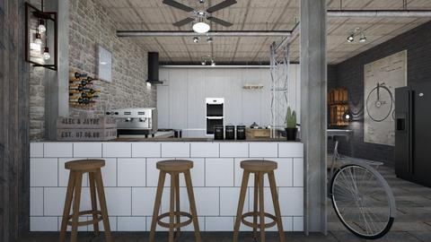 INDKITCH - Kitchen - by KimAlys