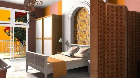 Haven - Glamour - Bedroom - by mrschicken