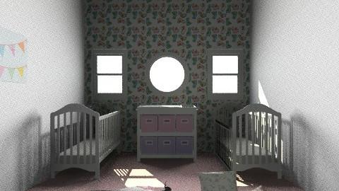 Babies Room - Kids room - by JordanFoxi