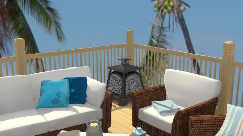 Relaxing with Tesco - Modern - Garden - by richardsbm