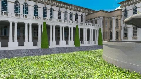 Les Palais des Jardin - Classic - Garden - by yourjieee