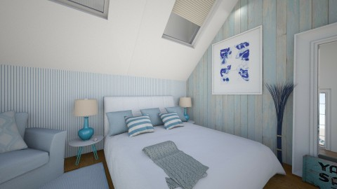 bedroom - Bedroom - by rasty