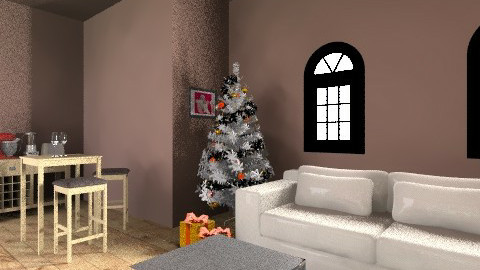 christmas - Modern - Dining room - by prettygurlmya