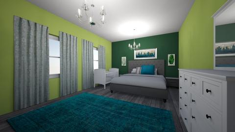2 - Bedroom - by Zhannat