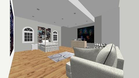 room of my dreams 4 - Bedroom - by AnaP2004