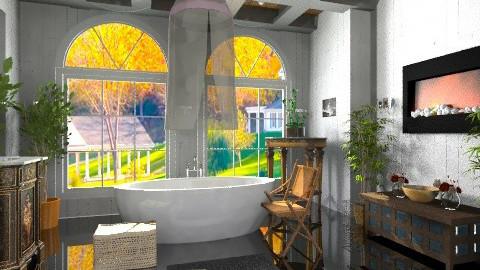 bathrom design - Classic - Bathroom - by Namiraz