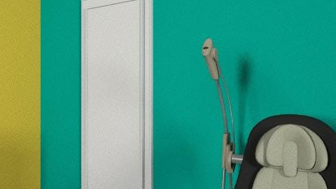 House - Retro - Kids room - by Kaylahhh94