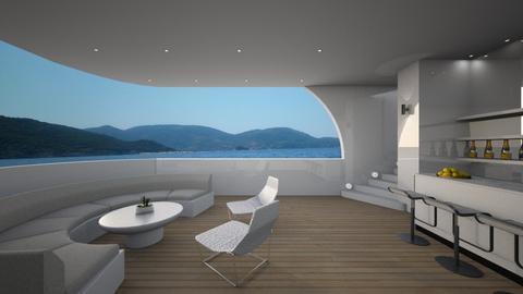 Yacht Deck - by Ryan_22_