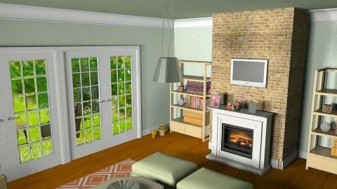 living784 - Classic - Living room - by magicadimitrova