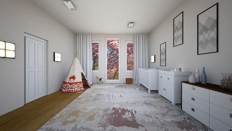 Soft dreams - Kids room - by graziapiana123