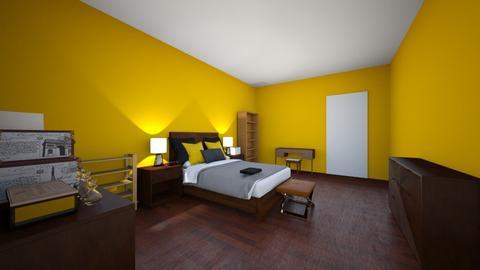 katelyns dream room - Modern - Bedroom - by kcruthirds897
