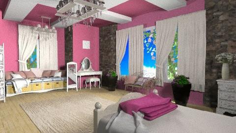 bedroom - Bedroom - by suzana_beovi