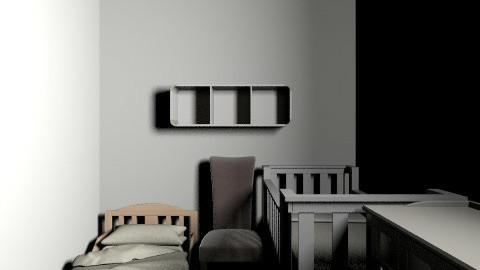 1 - Minimal - Kids room - by onthego