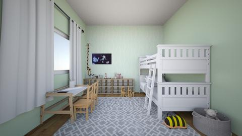 shere - Kids room - by shanieinatidesign