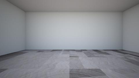small white house 2 - by Marta Perkowska