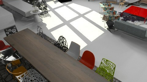the new room of today  - Modern - Living room - by austinajk