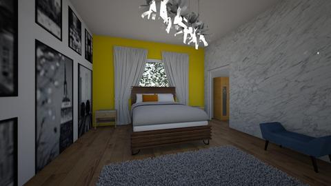 habitaciones - by heidy sanchez