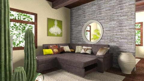 home theatre 3 - Living room - by livia87