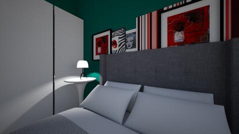 Guest Room 2 - Modern - by StephMcD