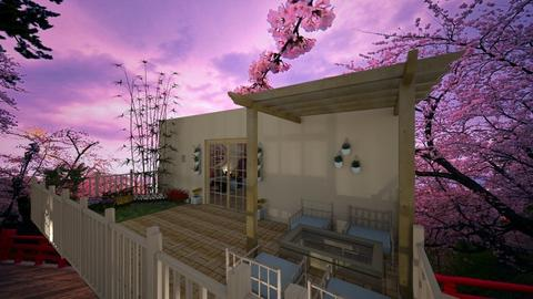 family home 104 china - Classic - Garden - by Stavroula Chatzina