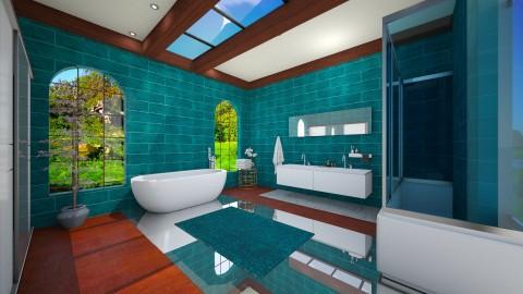 Green Room - by yonvie