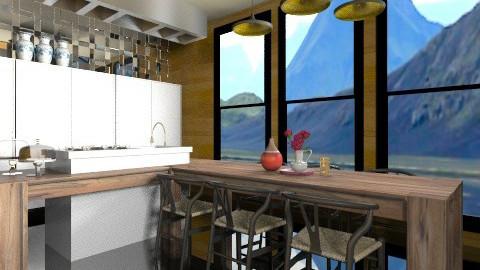 Portia Kitchen - Modern - Kitchen - by 3rdfloor