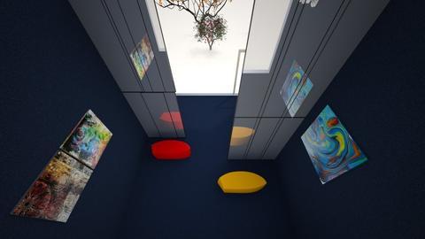 pavilon - Living room - by czoriszka