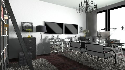 house - Glamour - Office - by nataliaMSG