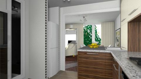 nibiru 001 - Minimal - Kitchen - by domuseinterior