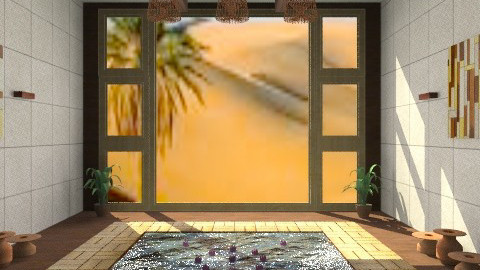 Desert Spa - Rustic - by architect_09