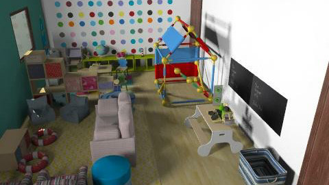 ici daycare v3 colour2 - Vintage - Kids room - by mehar