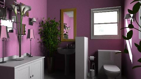 Feminino - Vintage - Bathroom - by belle22