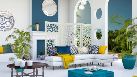 Patterns - Living room - by ArtHousedeco