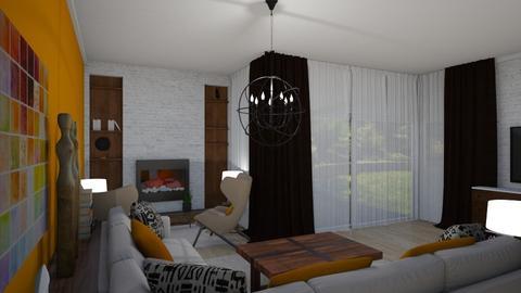 lovascs 23 - Living room - by Zuzi