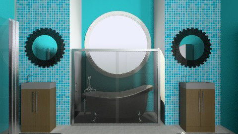 bathroom alt 01 - Bathroom - by kedili