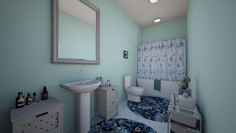 Katelyn SR Bathroom - Bathroom - by GeneralSweet17